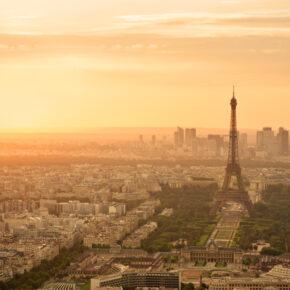 Paris: 2 Tage auch über Valentinstag im TOP 4* Hotel mit Blick auf den Eiffelturm & Frühstück ab 74€