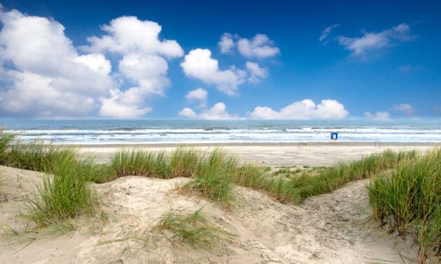 Deutschland Langeoog Strand