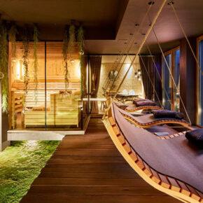 Eder Hotel Sauna