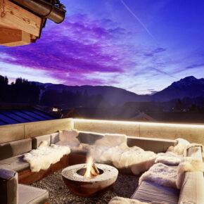 Wellness-Traum: 2 Tage in Österreich im TOP 4* Hotel mit Halbpension & Spa ab 99€