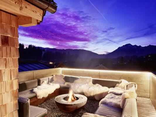 Eder Hotel Terrasse