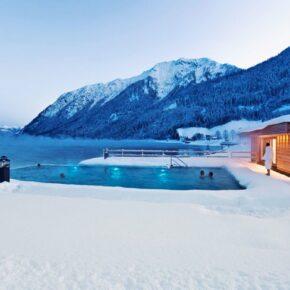 Abschalten in Tirol: 3 Tage im TOP 4* Wellness-Hotel mit Verwöhnpension, Prosecco & Extras für 199€
