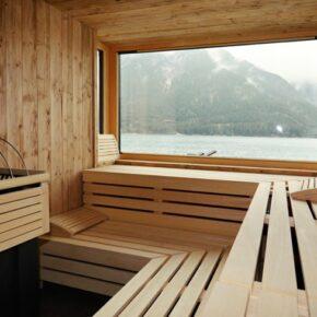 Entners am See Sauna
