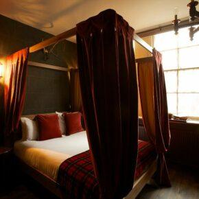 Schlummern wie ein Gryffindor: 3 Tage London im TOP 5* Hotel mit Frühstück ab 312€