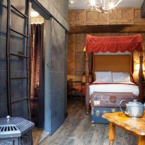 Georgian House Doppelzimmer
