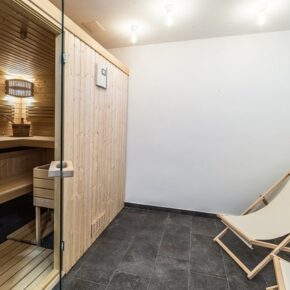 Glamping Ribno Sauna