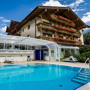 Wellness in den Bergen: 3 Tage Tirol im TOP 4* Hotel inkl. Verwöhnpension nur 159€