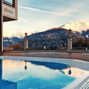 Ski & Wellness in Österreich: 3 Tage im TOP 4* Hotel mit Verwöhnpension & vielen Extras ab 249€