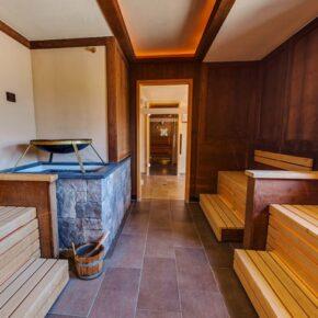 Liebeshotel Alpen-Herz Sauna