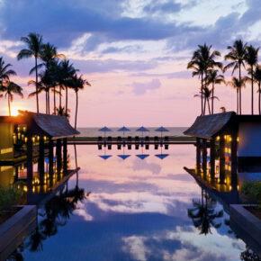 Luxus in Thailand: 14 Tage im TOP 5.5* Hotel mit Frühtück, Flug, Transfer & Zug für 1365€