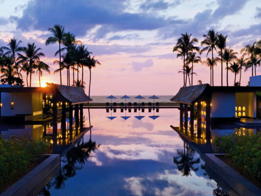 JW Marriott Khao Lak Resort & Spa Pool
