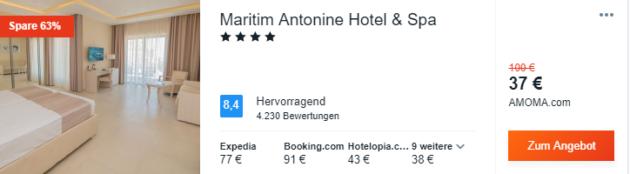 Malta Kombi Hotel