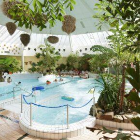 Center Parcs Wochenende: 4 Tage Vulkaneifel mit Ferienhaus & Eintritt ins Aqua Mundo für 49€