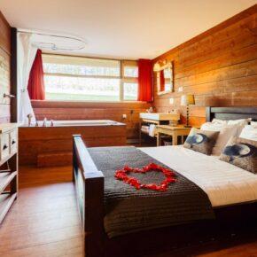 Badhotel Rockanje Zimmer