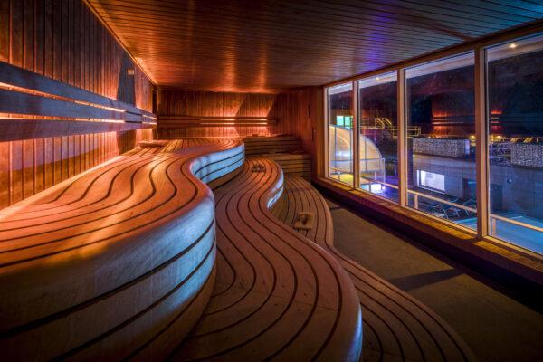 Sauna Resort Mill