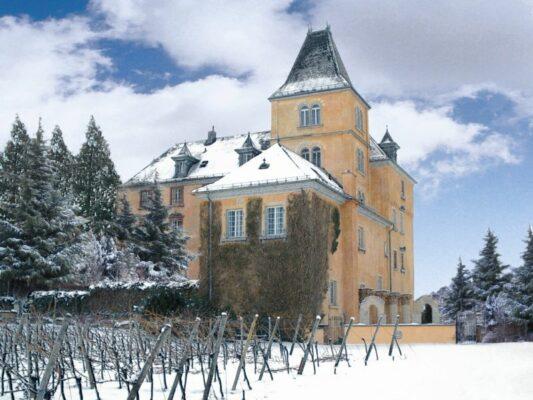 Schloss Edesheim Außen