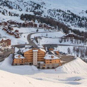 Residence le Sun Valley Ansicht