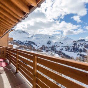 Ski Spaß in Frankreich: 8 Tage im 4* Apartment mit Wellness nur 82€