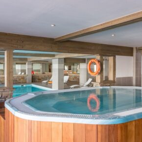 Residence le Sun Valley Whirlpool