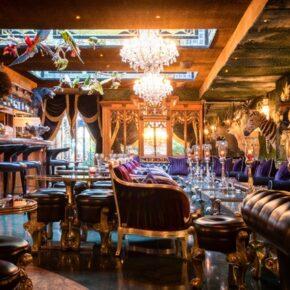 The Crazy Bear Lounge
