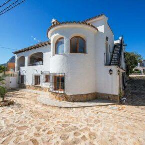 Villa Calpe Ansicht