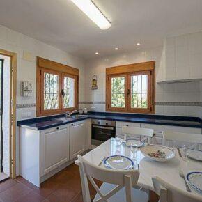 Villa Calpe Küche