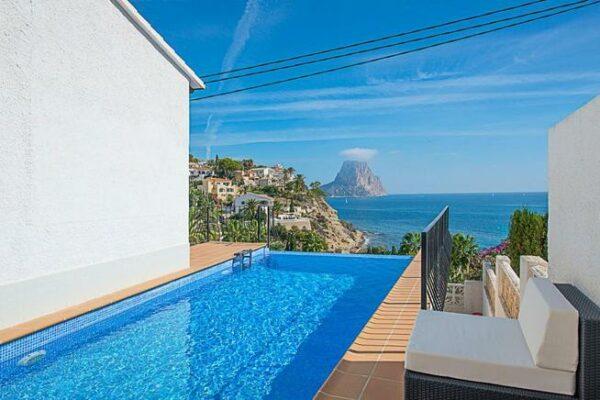 Villa Calpe Pool