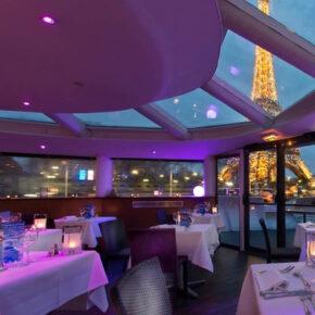 Paris: 2 Tage im Yacht Hotel mit Frühstück, Dinner, Kreuzfahrt & Extras nur 65€