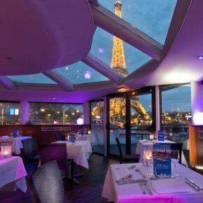 Luxuriöses Paris: 2 Tage im Yacht Hotel mit Frühstück nur 74,50€
