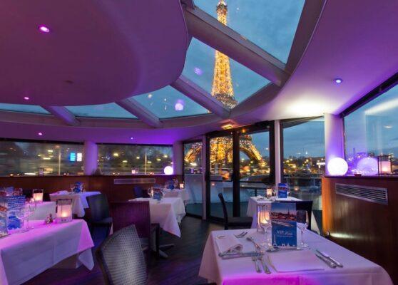 VIP Paris Yacht Hotel Restaurant