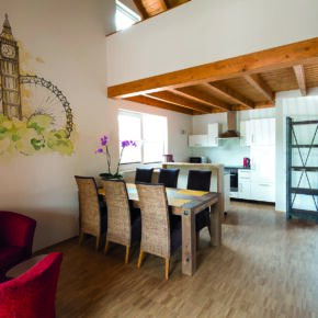 AquaMagis Resort Wohnbereich