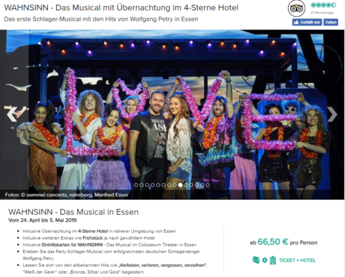 2 Tage Musical