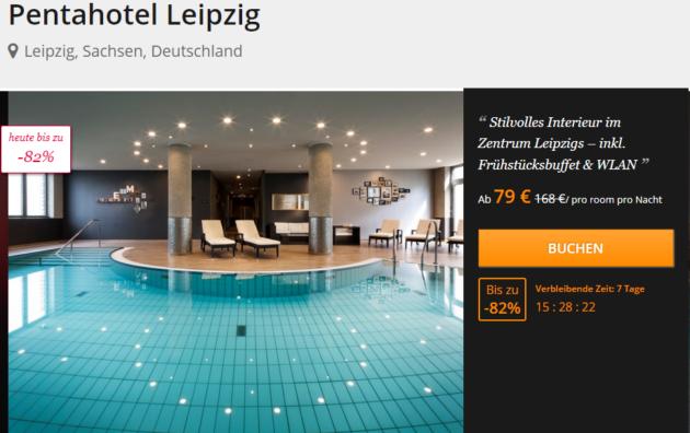 2 Tage Pentahotel Leipzig