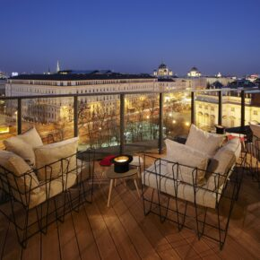 Kurztrip Österreich: 2 Tage Wien im TOP 4* Designhotel nur 40€