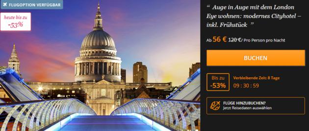 3 Tage London
