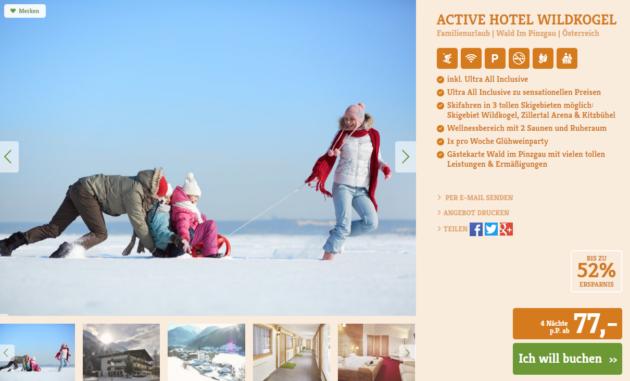 Skiurlaub Tirol