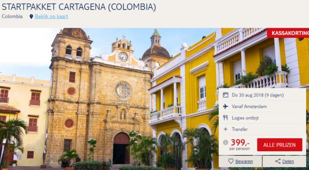 9 Tage Kolumbien