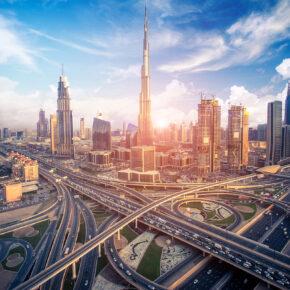 Dubai Tipps: Flamingos, Wolkenkratzer und Kunst
