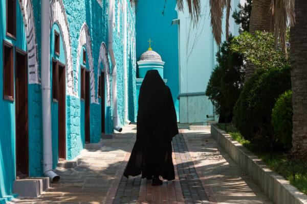 Griechenland Athos Kloster 2