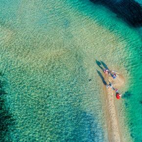 Single-Urlaub: 7 Tage auf Chalkidiki im 4* Hotel mit All Inclusive, Flug, Transfer & Zug nur 355€