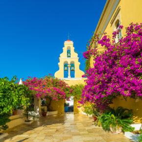 Griechenland: 8 Tage auf Korfu mit gutem 3* Hotel & Flug nur 74€