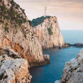 Griechenland: 8 Tage Lefkada mit TOP Hotel, Meerblick & Flug nur 158€
