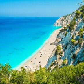 Langes Wochenende Griechenland: 4 Tage Lefkada in toller Unterkunft mit Flug nur 53€ // 8 Tage 79€