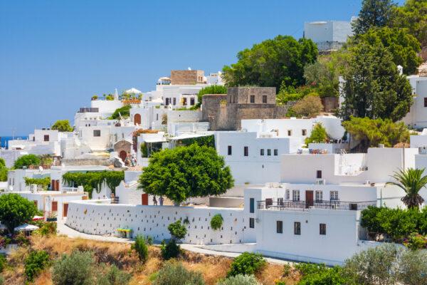 Griechenland-Rhodos-Stadt