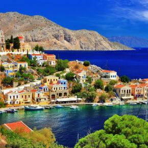 Griechenland im Sommer: 8 Tage Rhodos mit TOP 3* Hotel & Flug für 135€