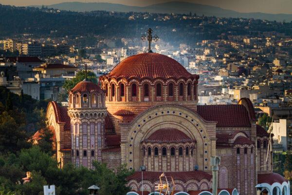 Griechenland Thessaloniki SaintPaulChurch