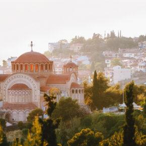 Thessaloniki Tipps: Tavernen, Sightseeing & Frapé