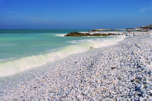 Italien Pisa Strand