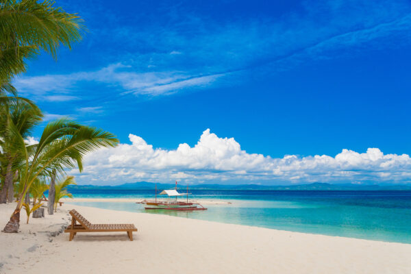 Mauritius Strand Liege