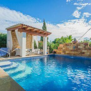 Mallorca: 8 Tage in eigener Finca mit Pool ab 124€ p.P.